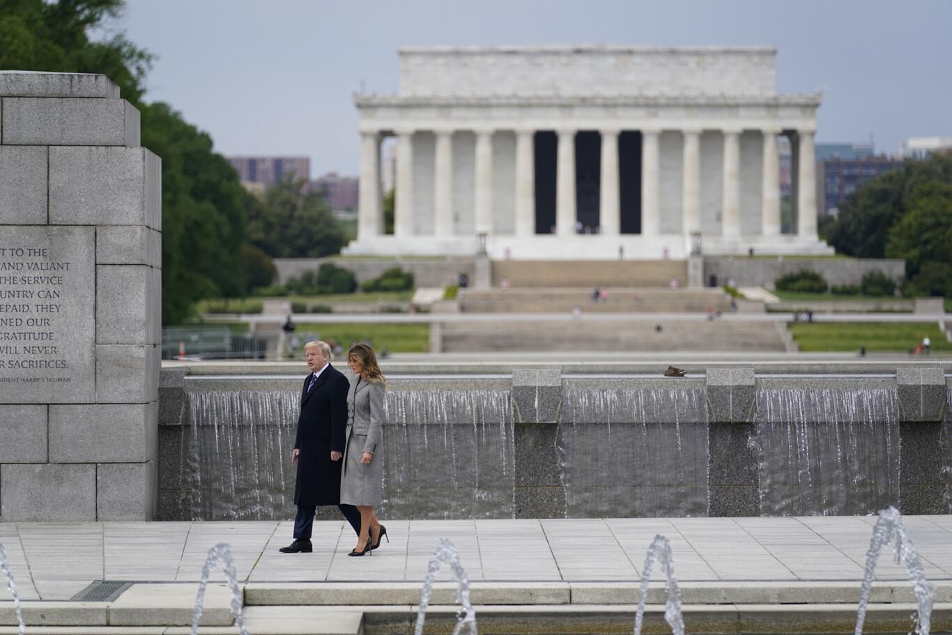 Hacer los Edificios Bonitos de Nuevo: por qué Trump ha impuesto el neoclasicismo en la arquitectura de EEUU