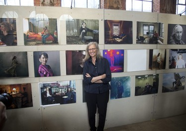 La exposición que Annie Leibovitz ha dedicado a las mujeres