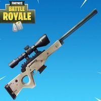 Tu nueva pesadilla en Fortnite es un rifle de francotirador que atraviesa paredes
