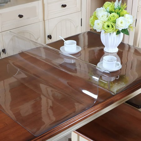 Mantel protector de PVC impermeable para mesa