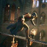 Assassin's Creed Unity recibe un bombardeo de críticas positivas tras ponerlo Ubisoft gratis por el incendio de Notre Dame