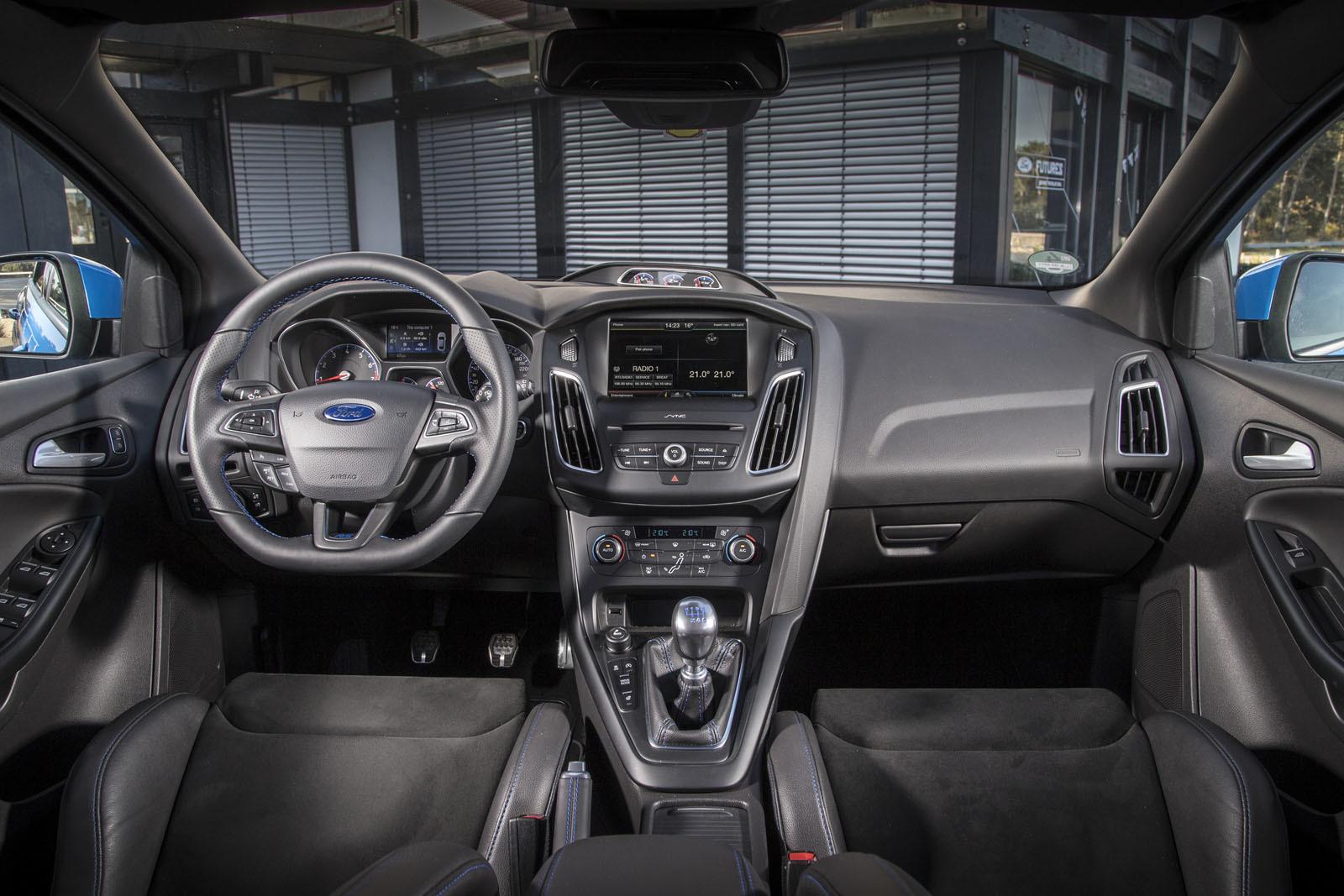 Foto de Ford Focus RS 2016, toma de contacto (49/129)