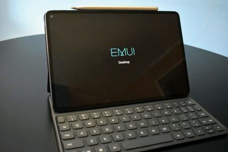 Huawei Matepad Pro Analisis Mexico Modo Escritorio Emui