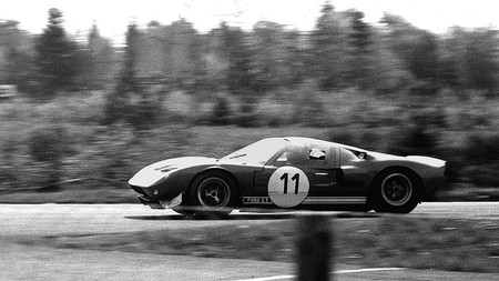 Ford GT40 en Le Mans 1966