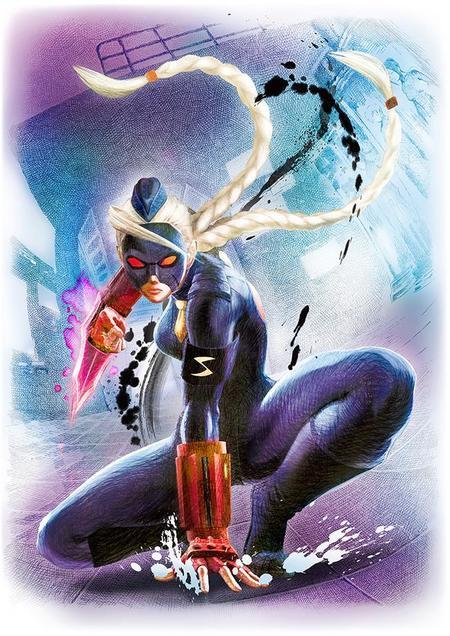 Revelado el ultimo personaje de Ultra Street Fighter IV