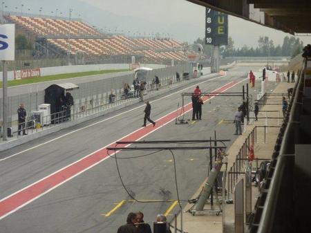 Motorpasión F1 en las pruebas del Circuit de Catalunya: cuarto día