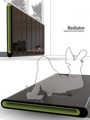 Radiadores de diseño: Bediator