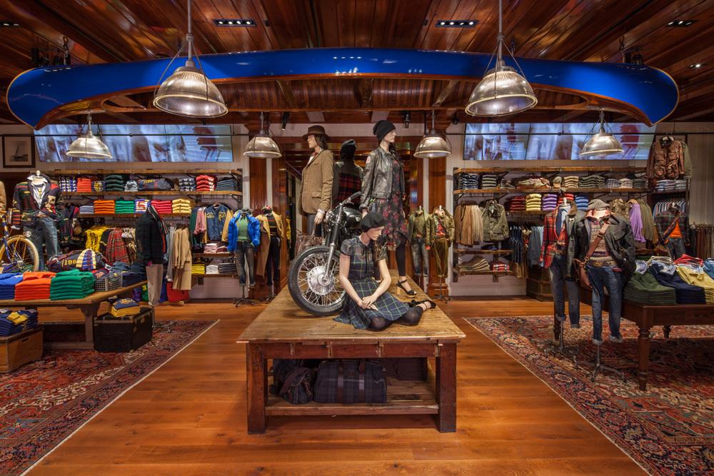 Foto de Nueva tienda de Polo Ralph Lauren en la Quinta Avenida (3/5)