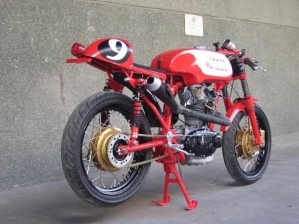 Carallo Sport por Radical Ducati