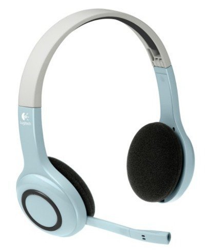Logitech Wireless Headset, auriculares inalámbrico