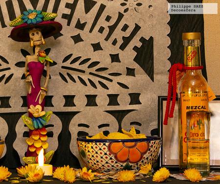 Altar Muertos Mexico 4