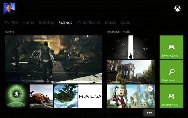 Xbox One online