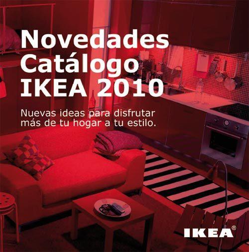 Catálogo Ikea 2010: todas las novedades (I)