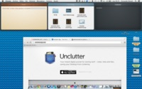 """Unclutter, cajón de sastre para """"desastres"""" de escritorio"""