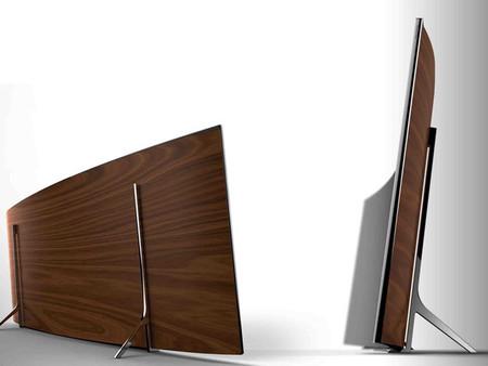 e50dfa0b646 Samsung nos acerca 105 pulgadas de televisor UHD curvo y pantallas ...