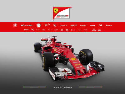 ¿Podrá Ferrari con Mercedes y Red Bull? El SF70H es la respuesta