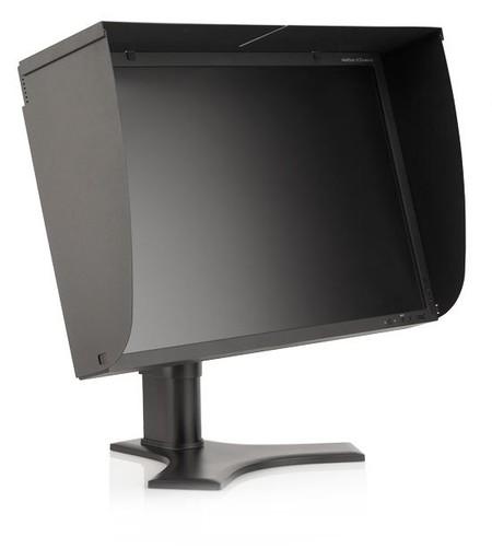 Visera monitor comercial