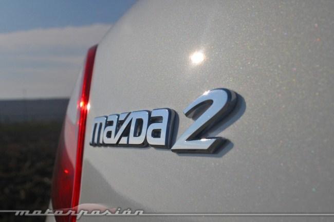 Logotipo Mazda2