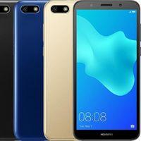 Huawei Y5 2018: así es el móvil más económico de la firma