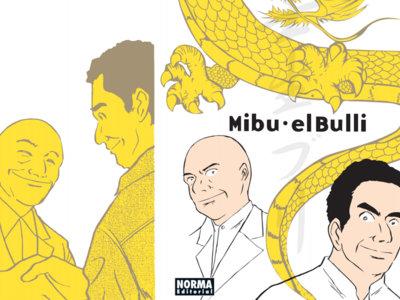 Mibu - elBulli: el cómic manga protagonizado por Ferran Adrià