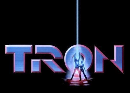 Los créditos de 'Tron' pasados por el filtro de Saul Bass