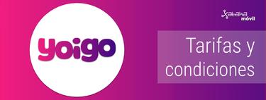 Tarifas de Yoigo móvil, fibra y combinados: Todas las ofertas