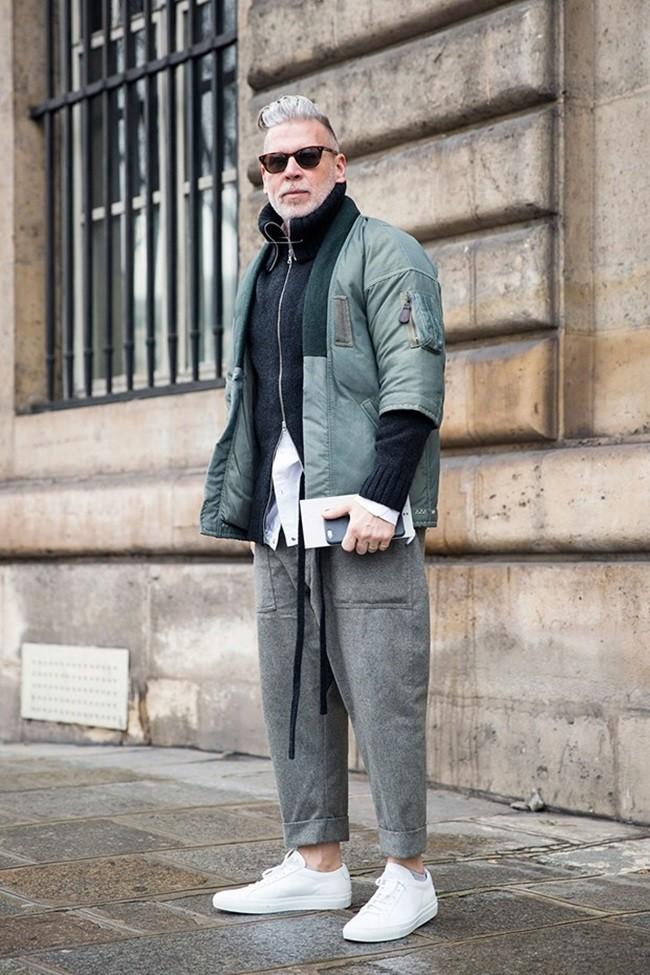 Trendencias hombre el mejor street style de la semana for Thousand yard style