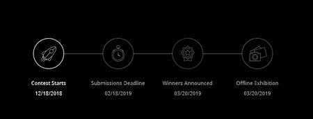 Skypixel 2018 Cronograma