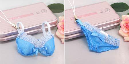 Lencería sexy para tu móvil