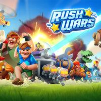 Así es Rush Wars, la nueva locura multijugador para móviles de Supercell