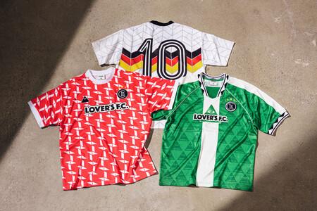 Comienza la Eurocopa y H&M lanza una colección de camisetas de fútbol retro que nos han enamorado