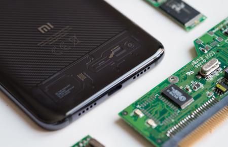 Xiaomi Mi 8 Pro Componentes 01