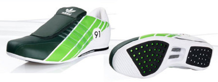Adidas y Porsche en tus pies