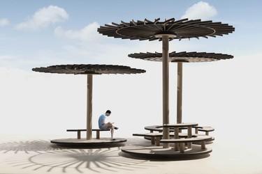 """Hospitales de futuro y módulos interactivos de exterior en """"Neverending Creativity"""" de IED Barcelona"""