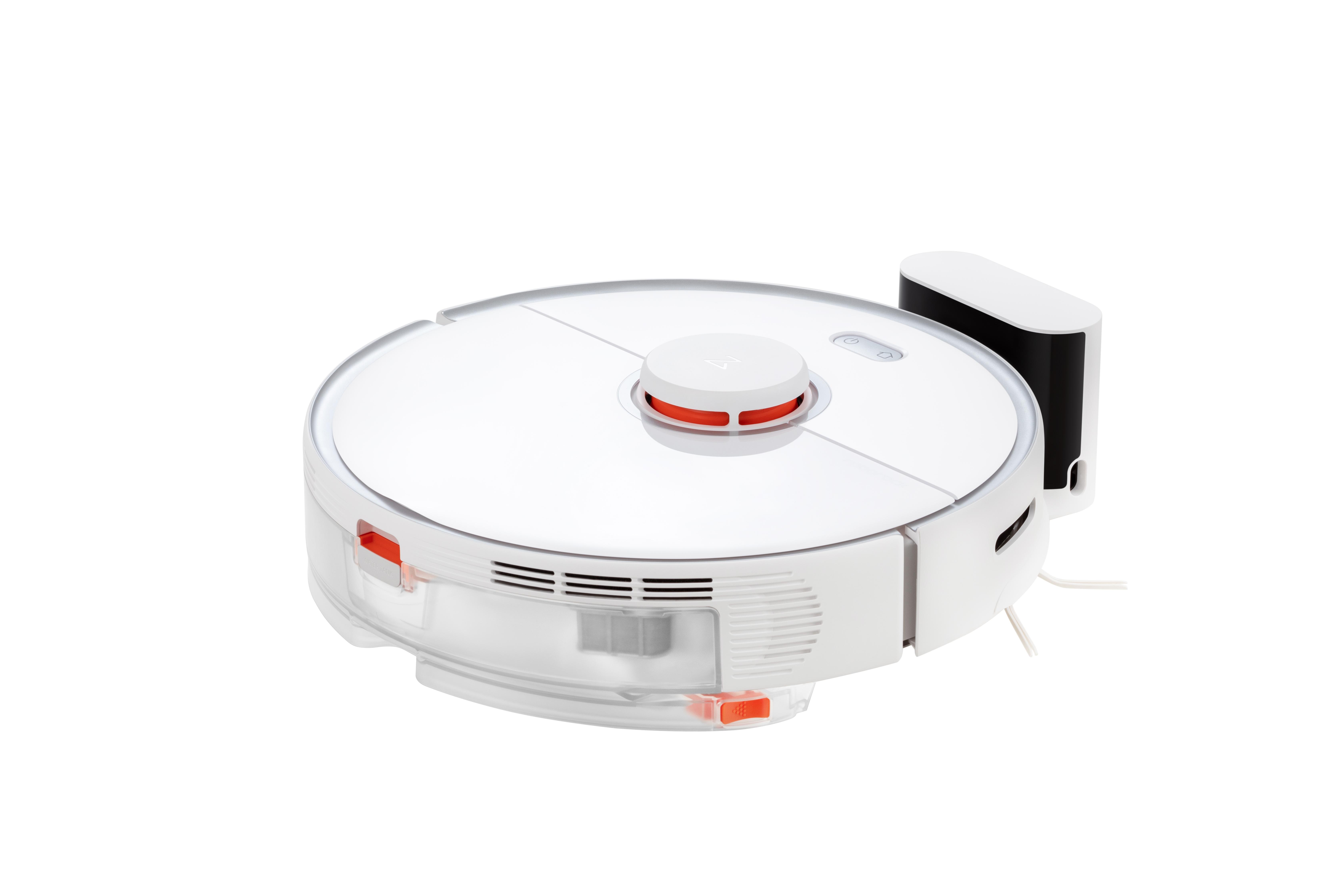 Roborock S5Max, Robot Aspirador, Alto Rendimiento, Aspirado y Fregado, Todo Tipo de Suelos, Limpieza, Sensores control Suciedad, APP, Blanco. Ahorra tiempo en la limpieza de casa gracias al robot Roborock S5Max.