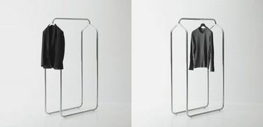 Axis, un perchero burro minimalista