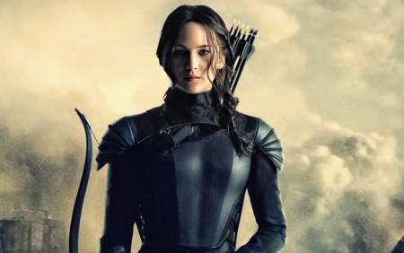 Jennifer Lawrence Los Juegos Del Hambre Sinsajo Parte 2