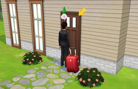 Los Sims Ios Llegando