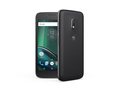Moto G4 Play 16GB por 139 euros y envío gratis en Amazon