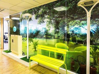 Espacios para trabajar: Las oficinas de M20 City en París