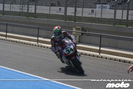 El Althea Racing seguirá en 2013 con Davide Giugliano pero con Aprilia