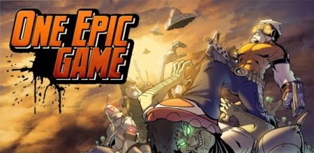 One Epic Game, salva al mundo en una intrepidante aventura
