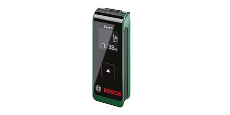 Bosch Zamo 2: medidor de distancias digital, hoy en oferta flash en Amazon, por 49,17 euros
