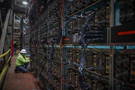 Esta empresa de gas natural tiene una solución para el exceso de energía que producen: minar hasta 5,5 bitcoins al día