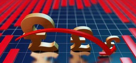 Así está siendo la caída de la libra