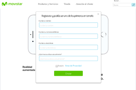 Iphone 8 Preventa Movistar Mexico