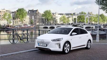 Hyundai Ioniq Amsterdam