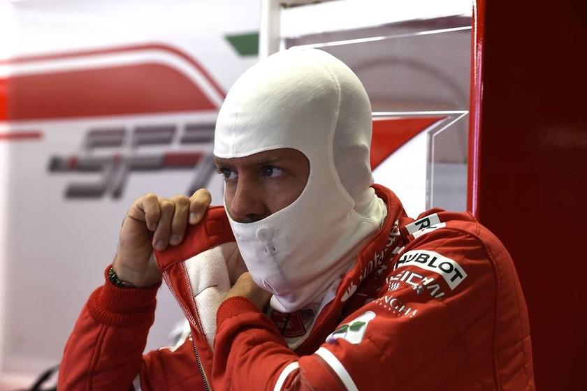 Sebastian Vettel, a punto de perder su carnet de piloto