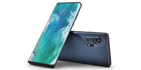 Motorola edge+: el retorno a la gama premium llega con una pantalla en cascada y una cámara de 108 megapíxeles