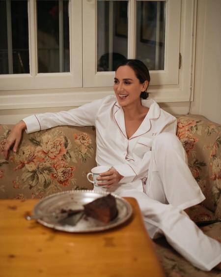 Nueve pijamas que puedes llevar las 24 horas del día para estar súper cómoda en casa